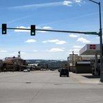 Main Rd of W Yellowstone!