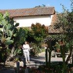 Gardens, San Juan Bautista Mission