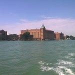 Anreise nach Venedig mit dem Schiff