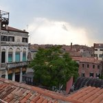 the view from our place in Cannaregio