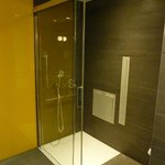Room 1201 disabled access shower