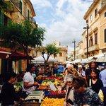 Santanyi market