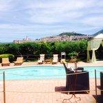 Vista mozzafiato su Assisi