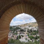View from the Alhambra