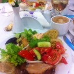 Tylissos Beach ресторан