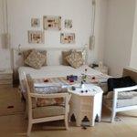 La chambre meublée