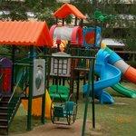 Espace jeux pour les enfant
