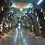 Hall of 1000 pillars