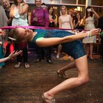 All wedding must have some Limbo action! Photo by Taylor & Wolf Photography