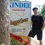 Chef Calvin Chan @ KIN DEE, Mai Khao Phukte (28 May 2014