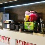 Self service snack bar