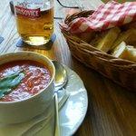 tomato cream-soup