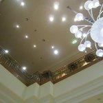 Blick von der Lobby nach oben
