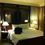 Main bedroom of 2 bedroom suite