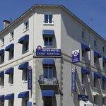Façade hôtel SAINT-MARTIAL