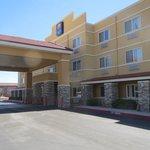 Foto de Comfort Inn Albuquerque Airport