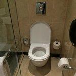 Spacious Toilet