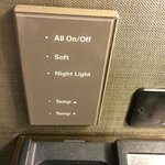 "The obnoxious light ""switches"""