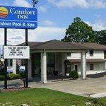 Foto de Comfort Inn West