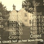 Opening Times - Minster Fish Bar Howden (June 2014)