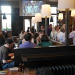 Pub in the ground floor