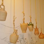 Tolle Tontöpfe nach islamischem Vorbild, wie sie heute noch in Almeria hergestellt werden.
