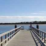Port Sorell Jetty within walking distance