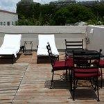 Pool Villa - Room 108: Rooftop deck