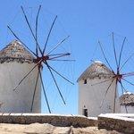 Seaside Windmills