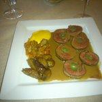 My 'filet de canard'