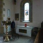 Earl Grey's tomb in St Michael's church