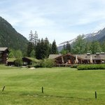 chamonix golf course - restaurant