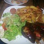 ribeye steak !!