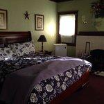 Room 10. Very comfortable.