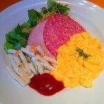 Western breakfast, Hotel Mets Kamakura
