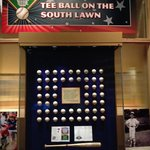 George W Bush Library - Baseball Exhibit