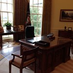 George W Bush Library - Office