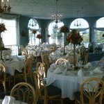 Riveredge Resort - Jacques Cartier Room Restaurant
