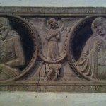 San Domenico Maggiore, rilievo dell'interno