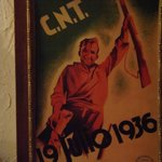 CNT (anarchist Trade Union Federation) poster