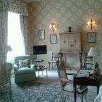 Grand bedroom!