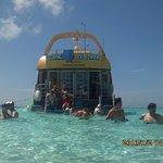 Cayman Explorer & beautiful water!