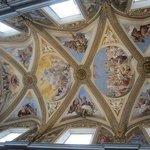 plafond chapelle