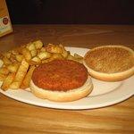 Burger 'n Chips