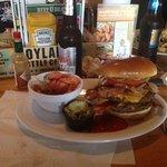 The OMG Burger!