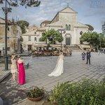 Wedding on The Amalfi Coast Ravello by Enrico Capuano photographer and Mario Capuano wedding pla