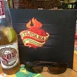 nice beers & menu