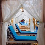 Overwater lounges
