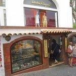 façade gelateria