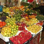 marché à Funchal